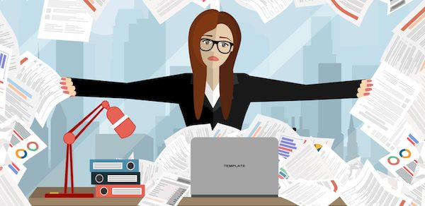 How to Reduce Workplace Stress During the Holidays | Total Document Solutions